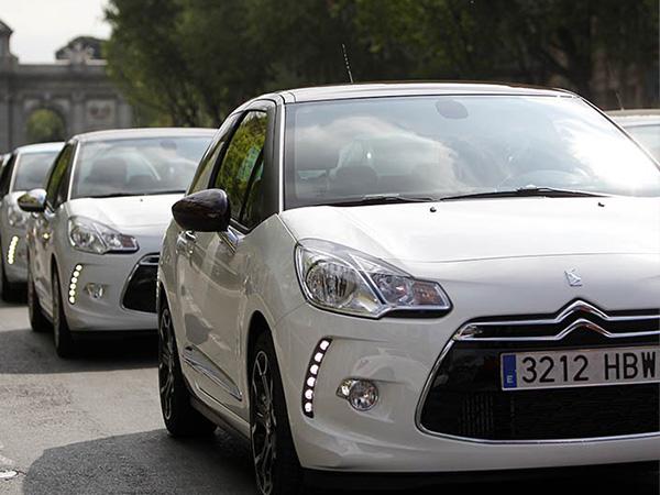 El renting de Automoción subió un 4,1% en el primer trimestre