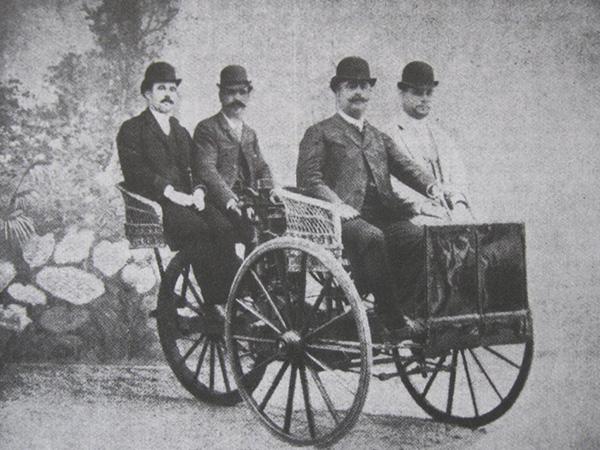 Gama Clásica recuerda el pasado de los coches clásicos