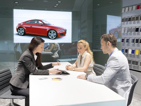 El 70% de las ventas de automoción proceden de la publicidad en televisión