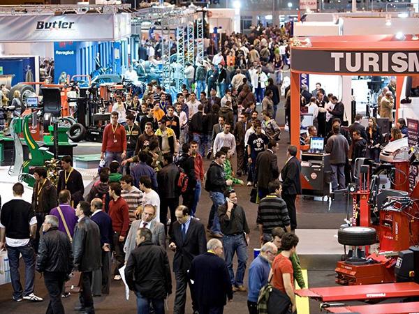 Más de 200 profesionales de la posventa de automoción se citaron en Motortec Madrid