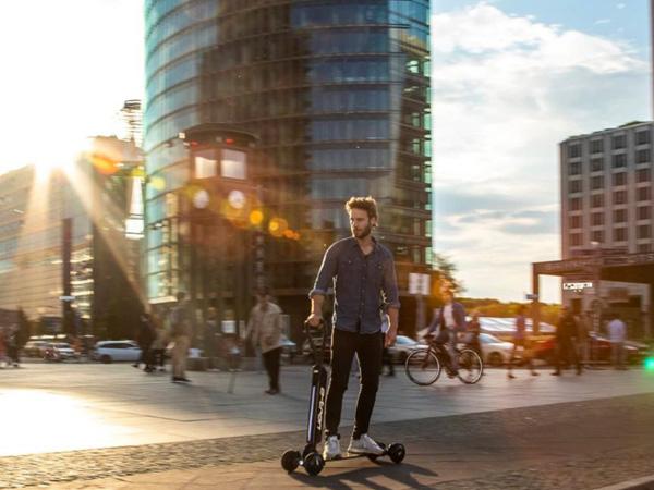 Estas son las multas para los patinetes eléctricos que ya han entrado en vigor