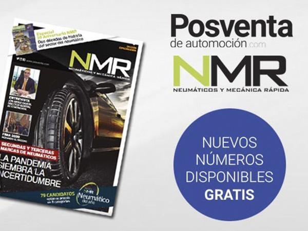 Ya puedes leer gratis los últimos números de Posventa de Automoción y NMR