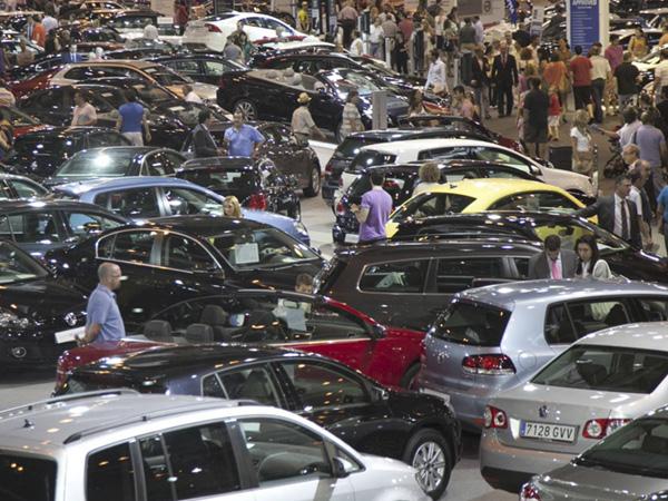 El mercado automovilístico sube un 1,1% en julio por primera vez en la pandemia