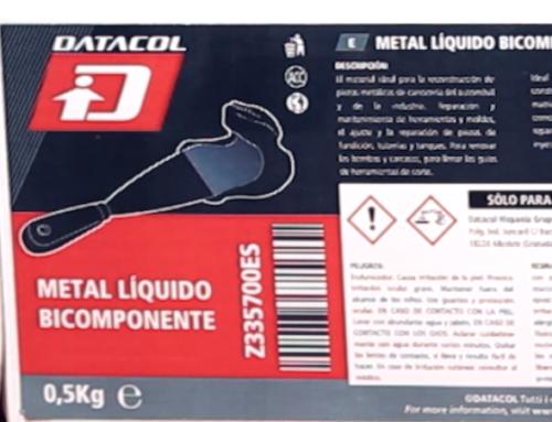 Metal líquido bicomponente Z335700ES