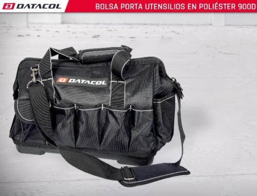 Bolsa porta utensilios en poliéster 900D con base reforzada 510220